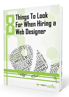8 Things to Consider When Hiring a Web Designer