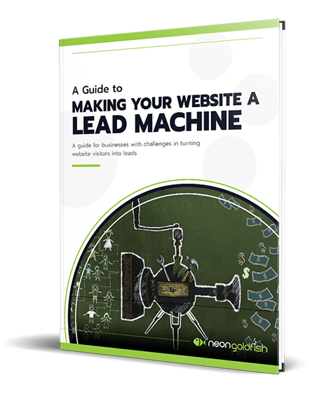 How to Make Your Website a Lead Machine