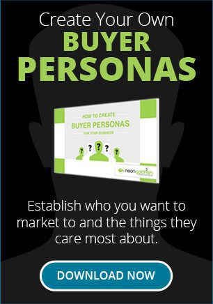 Create your own Buyer Personas: Establish who you want to market to and the things they are about most.