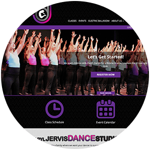 Daryl Jarvis Dance Studio Neon Goldfish