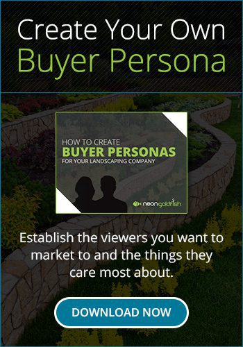Buyer Persona Creation for Landscaping