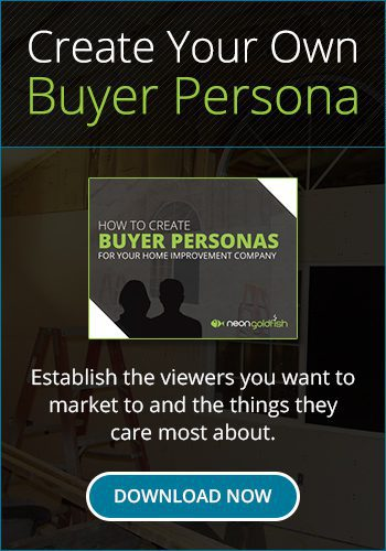 Buyer Persona for Home Improvement