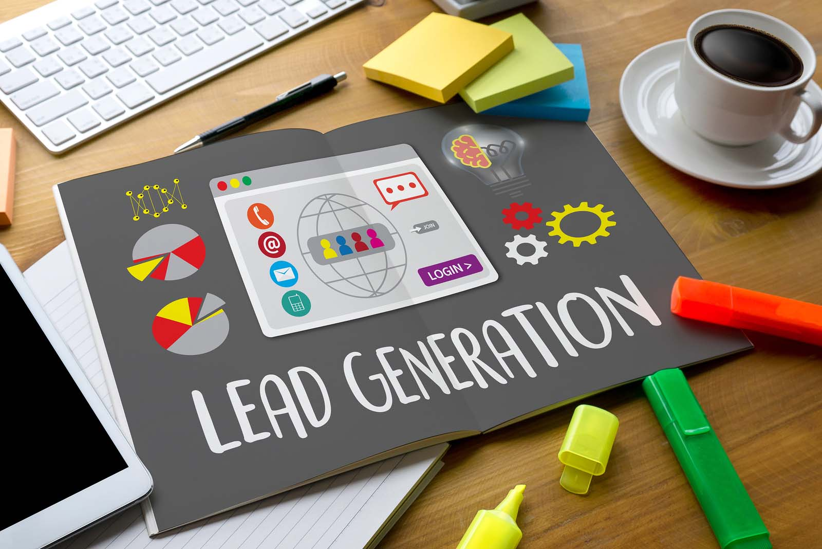LEAD GENERATION Lead Generation Business Funnel Sales funnel marketing process Lead generation lead generation internet marketing for online market Lead Generation Interest Marketing Business