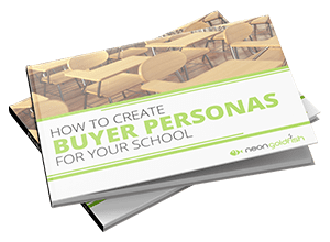 Cover Image: Creating Buyer Persona's for your school