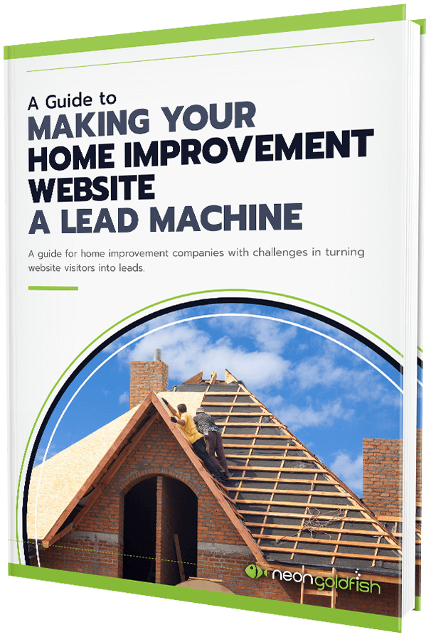 Home Improvement Lead Machine Content Offer